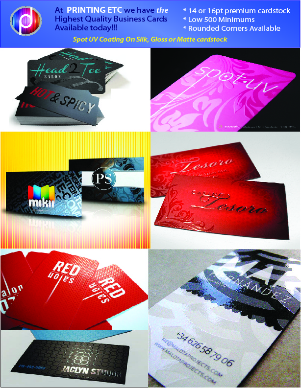 Spot uv business cards printing etc one of the most popular based on its high impact affordability and versatility is spot uv printing although technically its not a printing technique reheart Image collections